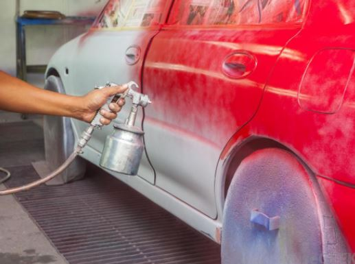 A PRIMER ON SELECTING THE RIGHT PAINT FOR YOUR VEHICLE