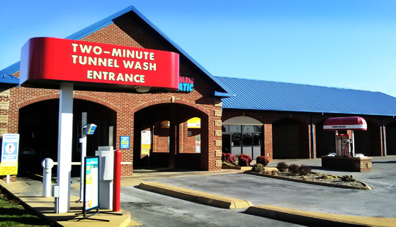 Self Service Car Wash Bowling Green Ky