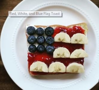 Memorial Day Recipe of the Month